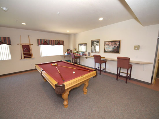 Independent-Living-Pool-Table-Sun-City-West-AZ