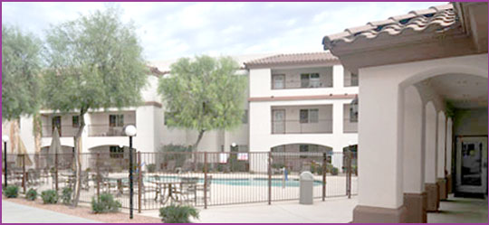 Assisted Living Sun City, AZ Landscaping