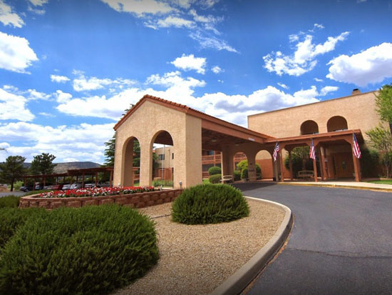 Exterior Photo Of Sedona Winds Independent Living Facility