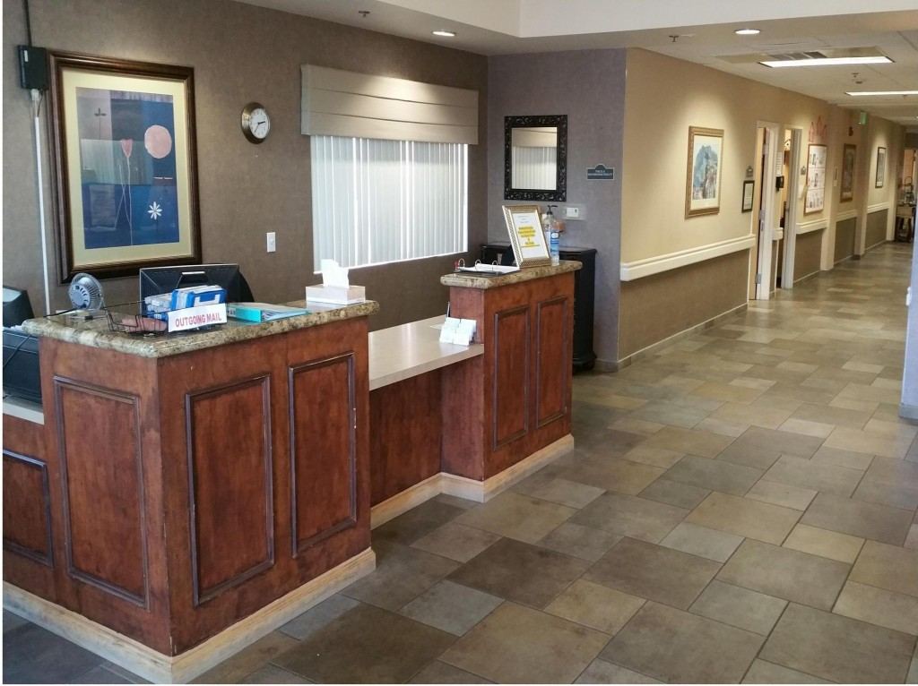 Independent Living Front Desk Peoria Arizona