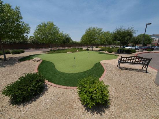 Independent Living Golf Course Peoria Arizona