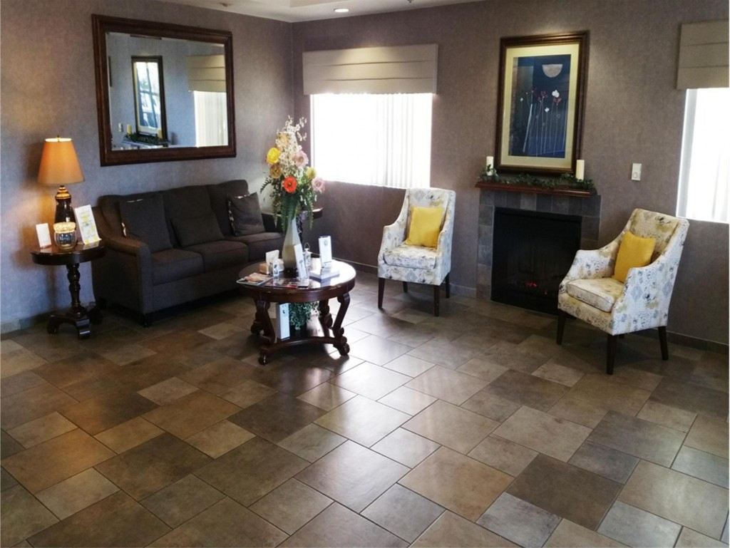 Independent Living Lobby