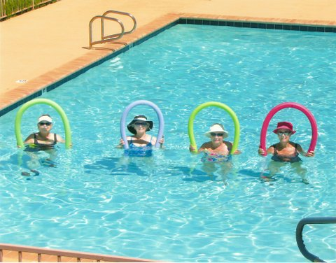 Sedona Winds Independent Living Swimming Pool