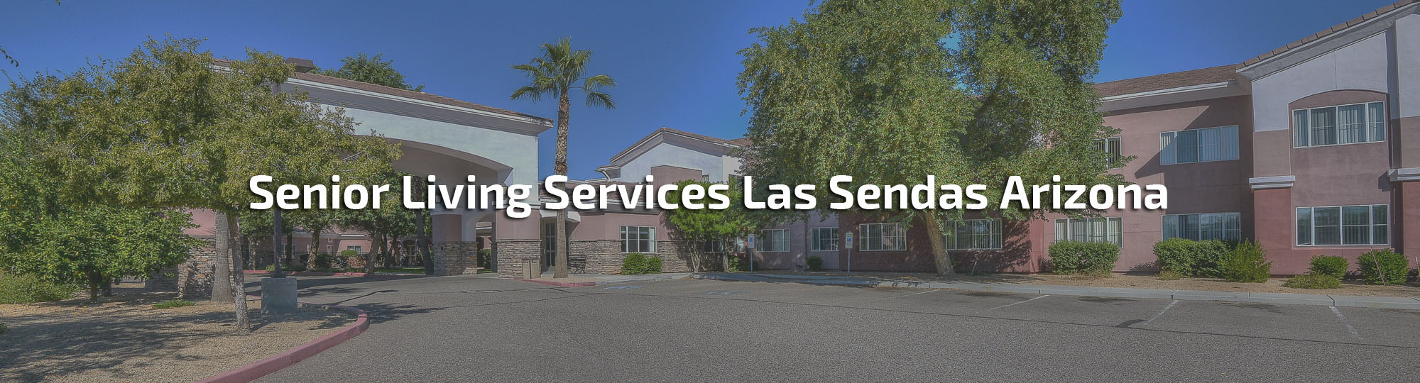 Senior Living Services Las Sendas Arizona