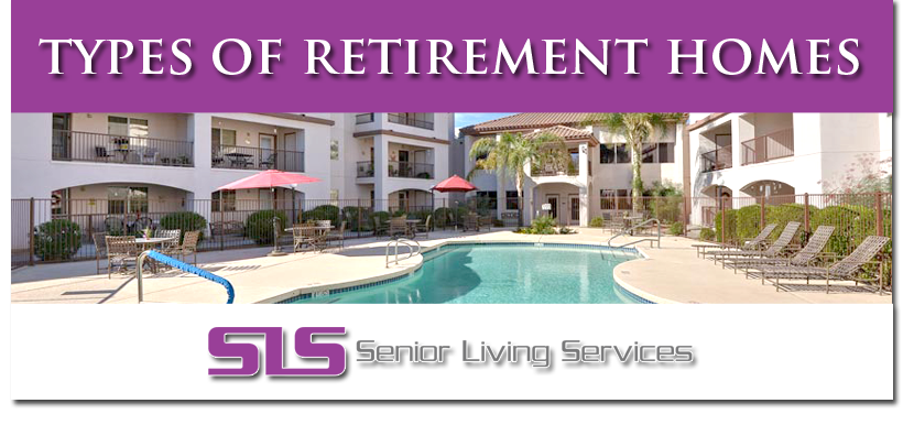 Types Of Retirement Homes