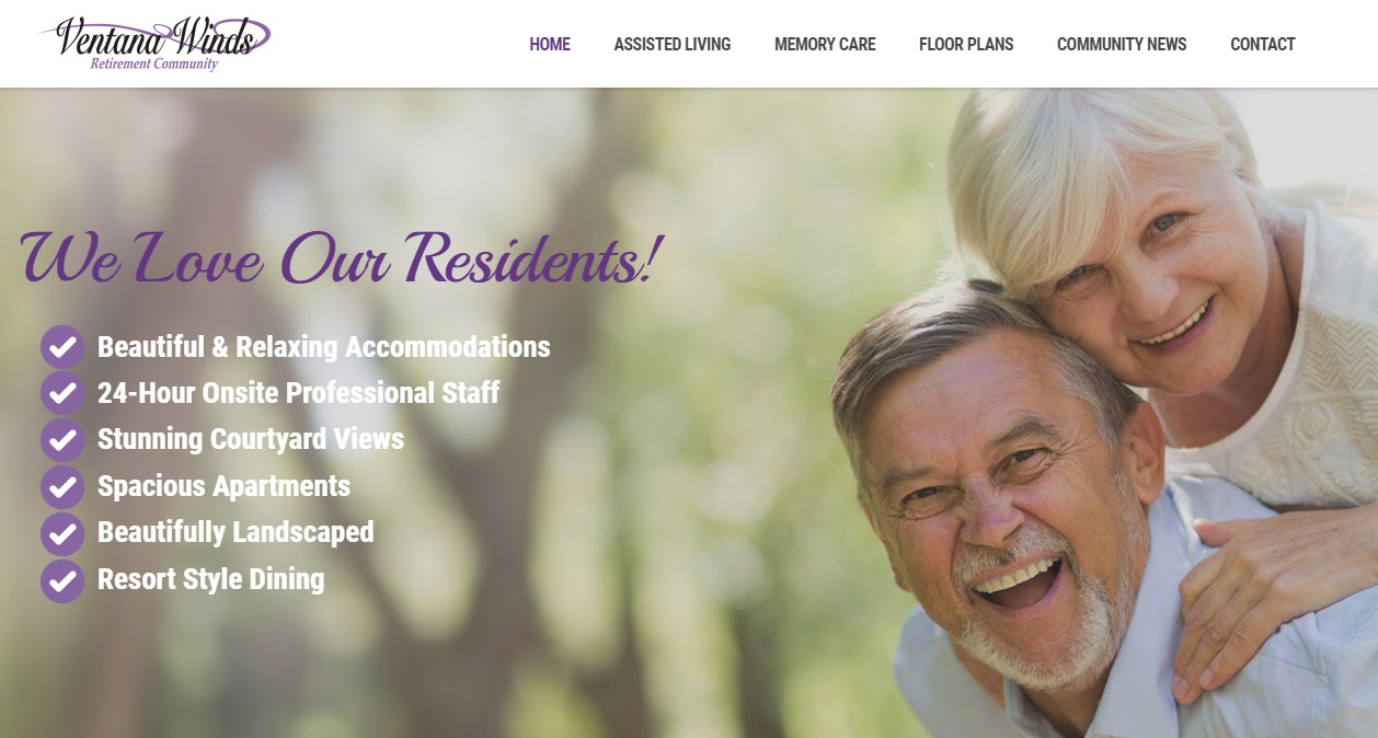 Youngtown Arizona Retirement Community - Ventana Winds