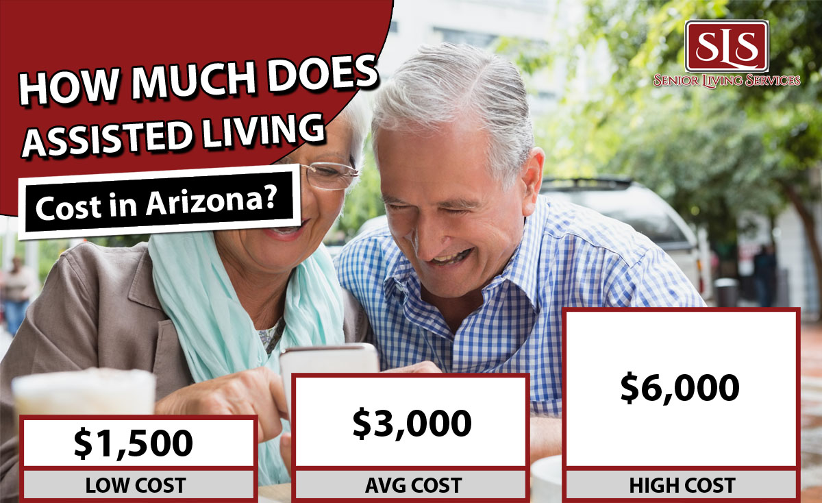 Assisted Living Cost Phoenix Arizona