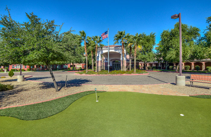 Chaparral Winds - Best Retirement Community in AZ