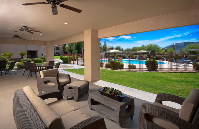 Desert Winds - Best Retirement Community in AZ