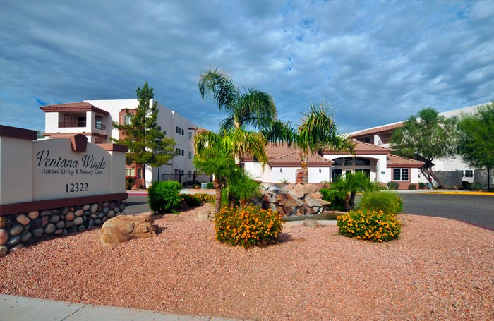 Ventana Winds - Best Retirement Community in AZ